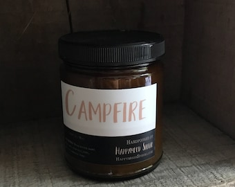 Campfire | Soy Candle