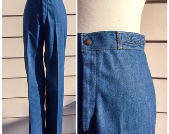 4d84ee898c71 1970s Levi s Orange Tab High Waist Jeans   28
