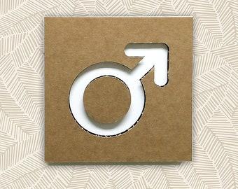Cartello Da Appendere In Bagno : Insegna bagno insegna wc insegna toilette segnale wc etsy