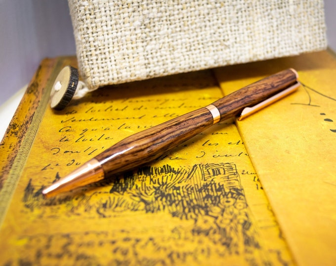 Featured listing image: Exotic Wood Pen