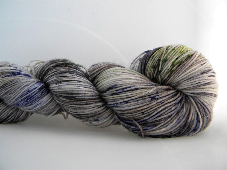 January 4 ply Sock Yarn