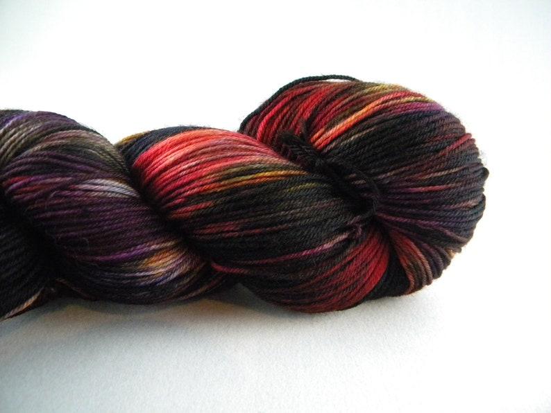 Flutterby 4 ply Sock Yarn