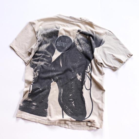 Vintage Levi's Silvertab T-Shirt 1990s Rare