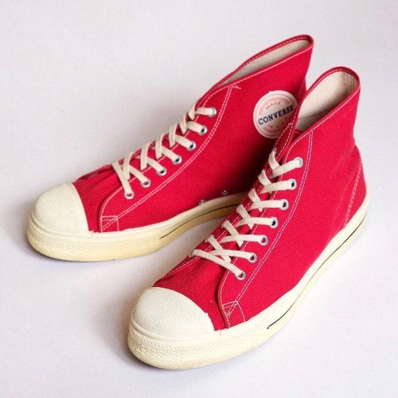 Vintage Converse Fastbreak Sneakers 1970s Mint Rar