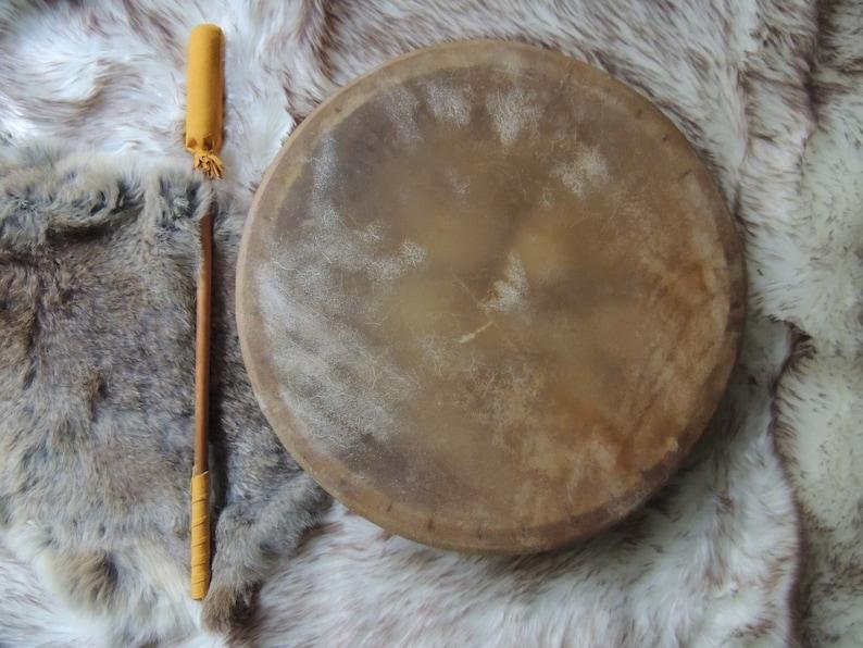 Hand Drum / Handmade Drum / Colorado Made Hand Drum / Shaman image 0