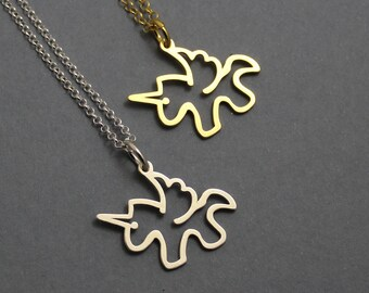 Necklaces For Women, Unicorn Necklace, Unicorn Charm Necklace, Horse Necklace, Uniorn Pendant, Unicorn Jewelry, Silver Unicorn Necklace