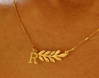 Collar Laurel - Laurel Necklace