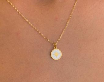 Compass Necklace, Necklaces For Women, Compass Jewelry, Dainty Necklace, Gold Necklace, Gold Compass Necklace, Women Necklace, Gift For Her