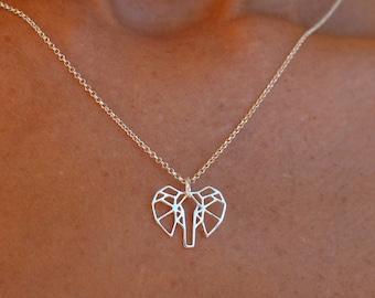 Collar Elephante - Elephant Necklace