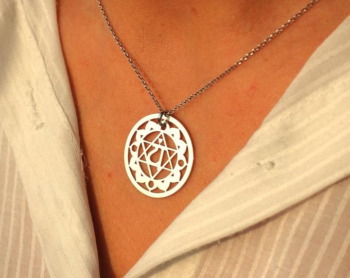 Chakra nº4 - Chakra Necklace