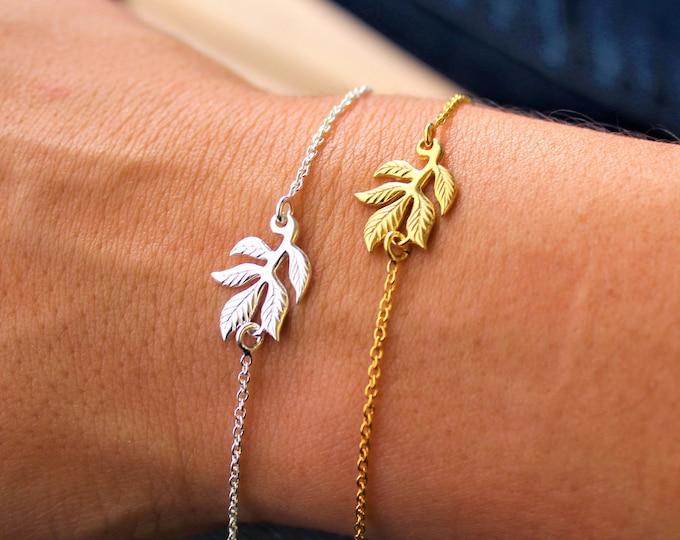 Pulsera Rama - Branch Bracelet