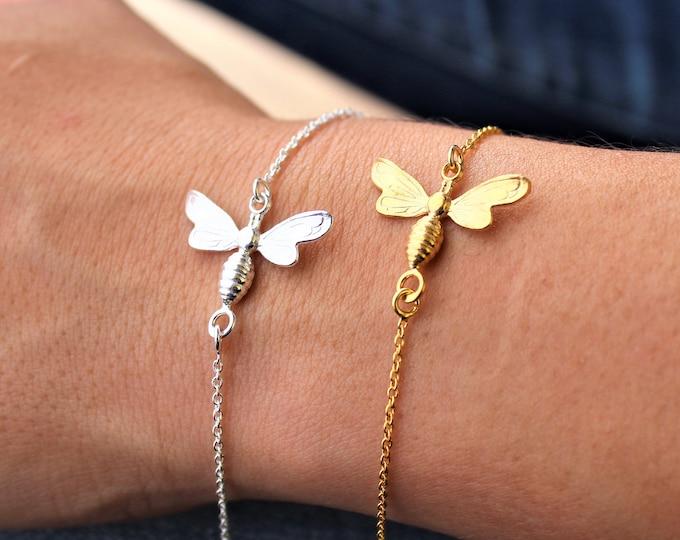 Pulsera Abeja - Bee Bracelet