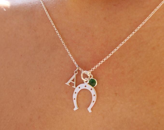 Collar Herradura - Horseshoe Necklace
