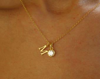 Collar Circonita - CZ Necklace