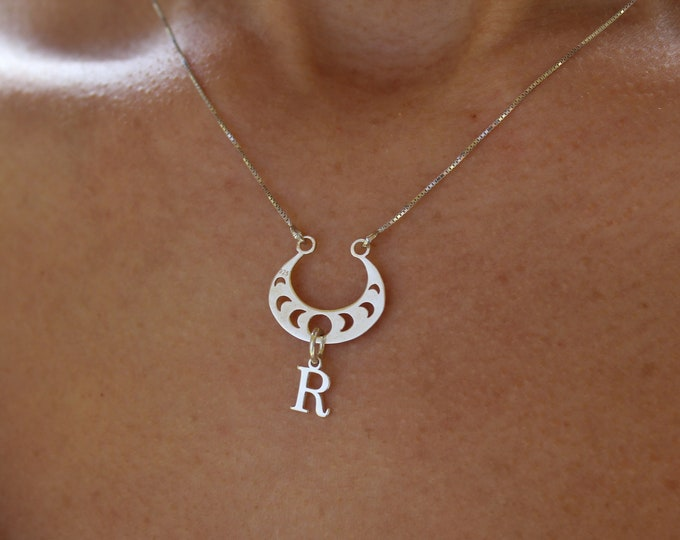 Collar Luna - Crescent Moon Necklace