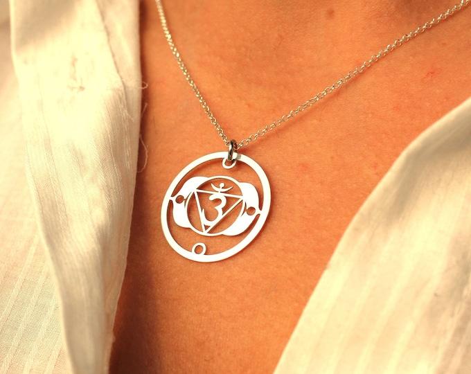 Chakra nº6 - Chakra Necklace