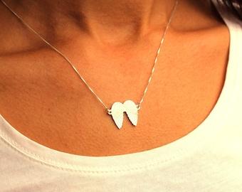 Collar Alas De Angel - Angel Wing Necklace