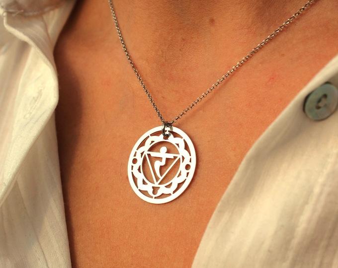 Chakra nº3 - Chakra Necklace