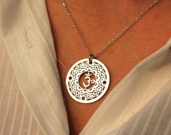 Chakra nº7  - Chakra Necklace