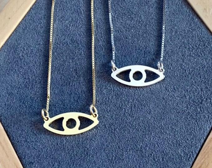 Collar Ojo - Evil Eye Necklace