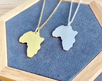 Collar Africa - Africa Necklace