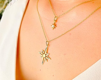 Pole Star Necklace