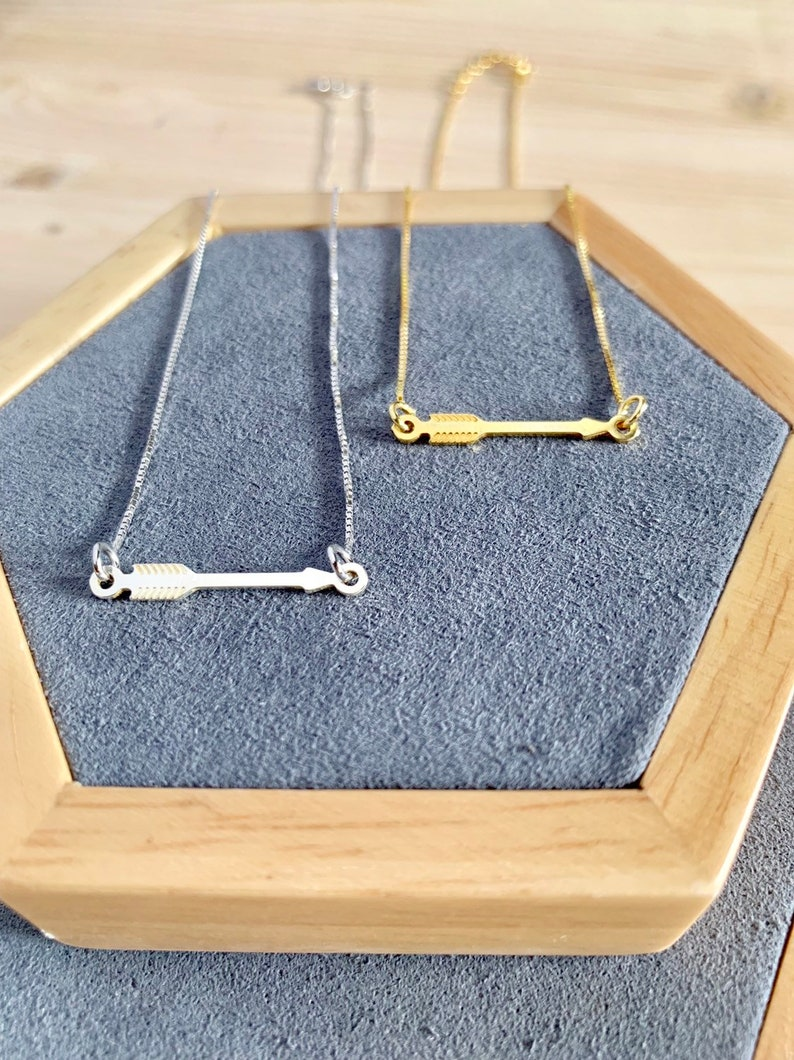 Arrow Necklace Necklaces For Women Charm Necklace Gift For image 0