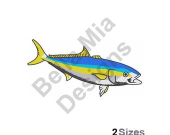 Yellowtail fish | Etsy