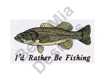 Bass embroidery   Etsy