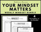 Growth Mindset Weekly Pla...