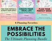 The Ultimate Life Planner...
