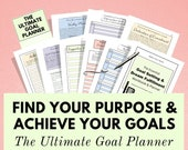 Goal Planner - The Ultima...