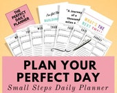 Daily planner - These pri...