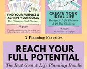 The Ultimate Goal Planner...