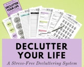 Declutter your life and h...