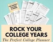 College Planner - Designe...
