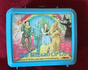 WIZARD OF OZ~1989 Enesco Snow Dome~Cowardly Lion~Miniature Water Ball Globe~NOS