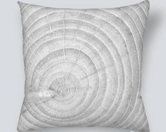 Pillow cover - Wood Grain