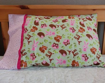 Kids' Pillowcases / Camping / Travel / Guest Room