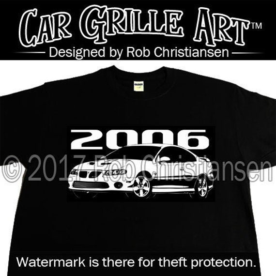 New 1969 Pontiac GTO T-Shirts FREE SHIPPING!!