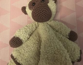 Cuddly cloth Monkey