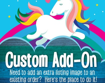 Custom Add-On - Listing Image