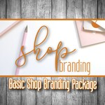Custom Etsy Shop Branding Set, Custom Etsy Banner, Custom Shop Branding, Custom Etsy Set, Etsy Shop Graphics, Custom Etsy Design