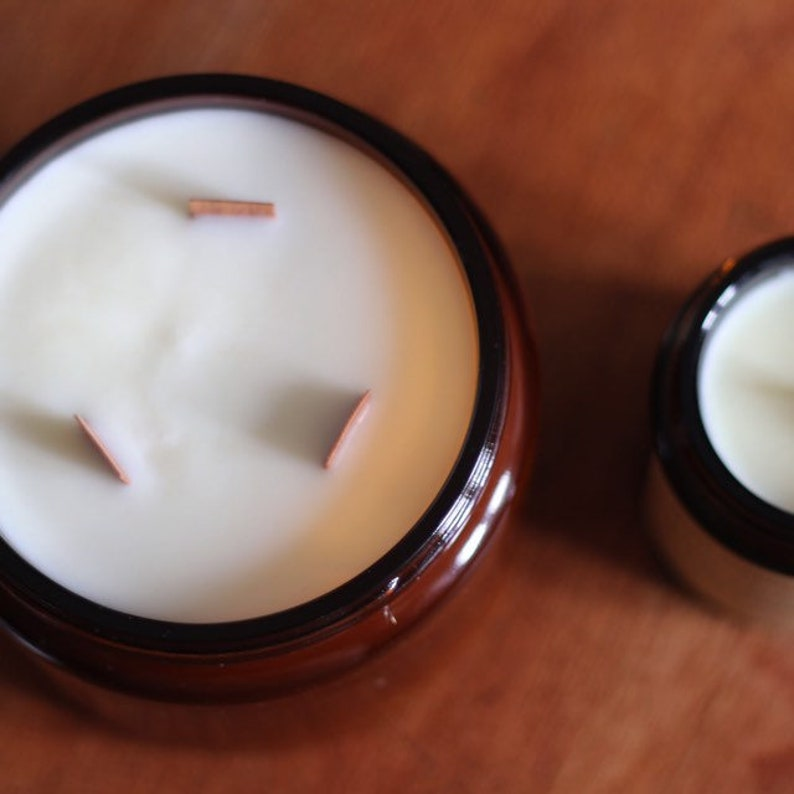 Juniper Berry /& Citrus Soy Candle