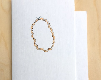 Macaroni Necklace Mother's Day