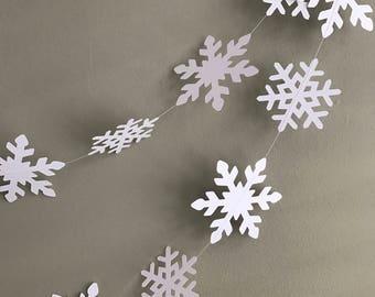 christmas snowflakes garland winter wedding white snowflakes christmas decorations large white snowflakes party decorations backdrop