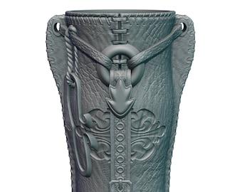 The Ranger Mythic Mug. RPG Table Top Accessory