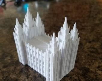 Salt Lake City LDS Temple | Mormon Temple |