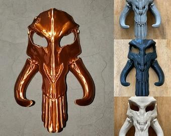 Mandalorian/Mythosaur Skull