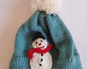 bonnet laine douceur pour bébé